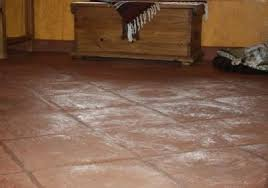 restoring a saltillo tile or terra cotta tile floor newport