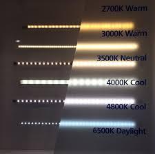 warm bis kalt led beleuchtung und kelvin bewertungen