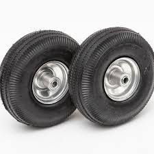 100 Hand Truck Tires 104 Economy Pneumatic Wheel Lapp Wagons