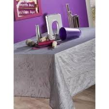 nappe tissu gris achat vente nappe tissu gris pas cher cdiscount