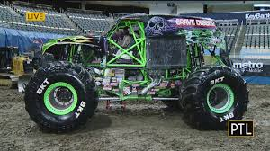 100 Monster Trucks Cleveland Jam Returns To PPG Paints Arena CBS News