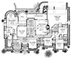 Large One Story Homes by Large One Story House Plans Search Home Plans