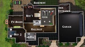 Sims 3 Floor Plans Download by Mod The Sims The Legacy Home