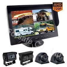 100 Backup Camera System For Trucks China HD Bus RV Reverse