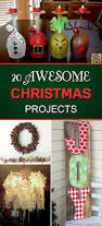 Donner And Blitzen Christmas Tree Instructions by 20 Awesome Diy Christmas Projects To Beautify Your Home For The