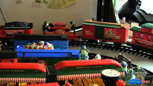 Santa Express G Scale Toy Train - YouTube September 2012 Thriftyrambler Explore The Things To Do Green County Tourism Irm Illinois Railway Museum Vintage Transportation Weekend 2017 The Toy Train Barn Part 1 Youtube Museums World With Milwaukee Lionel Railroad Club Open House Railfaninfo Take The A Train Toy Barn Argyle Wi
