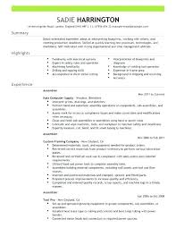 Production Worker Resume Sample For Assembly Line Make Find