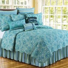 Amazon C & F Enterprises Oceana Paisley King Quilt Home