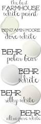 Top Bathroom Paint Colors 2014 by Best 25 White Paint Colors Ideas On Pinterest White Paint Color