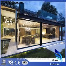 bungalow bureau design luxury bungalow with glass wall buy