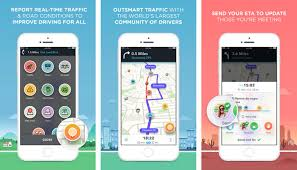 Waze for iOS s redesigned with new look simpler interface