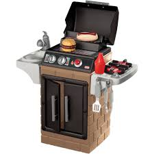 Play Kitchen Sets Walmart by Kitchen Little Tikes Set 9d7b5db40000 1 Role Play Get Out N Grill