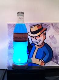 Nuka Cola Quantum Lamp Amazon by 23 Best Fallout Images On Pinterest Video Game Fallout Game And