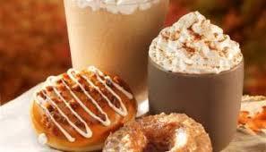 Pumpkin Spice Latte Dunkin Donuts Ingredients by Fast Food News Dunkin U0027 Donuts Pumpkin Crème Brulee Coffee And