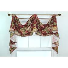 Anna Lace Curtains With Attached Valance by Claudine Valance Sewing Pattern By Pate Meadows Designs Www