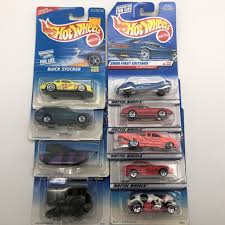 100 Pro Stock Truck 9 Assorted Mattel Hot Wheels Cars Grizzlor