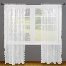 Lace Curtains Panels With Attached Valance by Top 10 Best Lace Curtains For Your Home