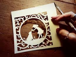 Paper Cut Out Art Templates