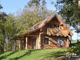 location gîte chalet en bois à essoyes iha 14898