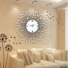 all the sky wall clock the sitting room dining room