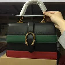 2017 new style gucci dionysus leather top handle bag gucci leather