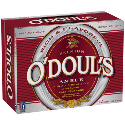 O'Doul's Amber Non-Alcoholic Beer - 12 fl oz