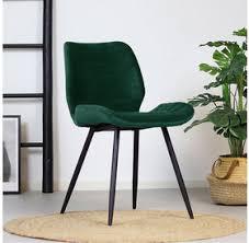 bronx71 esszimmerstuhl samt toby modern grün