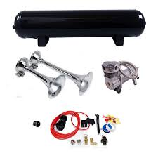 Buy Train Horn Kit For Trucks And Cars. [Complete Kit] 2 Chrome ... Kleinn Sdkit730 Demon Triple Train Horn Kit Complete Installation Hornblasters Airchime K5 540 Kits For Trucks My Lifted Ideas System For 092014 Ford F150 And Svt Raptor Velo220 Universal Complete Air System With Compressor Tank Horn Mpc M1 Review Best Horns Unbiased Reviews Velo230 Zone Tech Air Dual Trumpet Truck Loud 44 Similar Items Three Separate Huge Trumpets 12volt 150 Psi Hornblasters On Twitter One Hell Of A Fordtrucks Superduty Amazoncom 12v Premium Quality