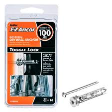 Grk Cabinet Screws Home Depot by E Z Ancor Toggle Lock 100 Lb Pan Head Philips Heavy Duty Self