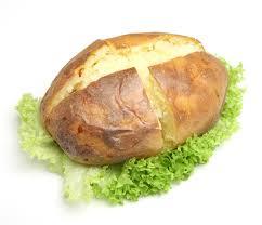 pomme de terre en robe de chambre au four pomme de terre en robe de chambre simple photo stock image du