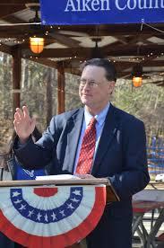 Gary Bunker announces bid for Aiken County Council Chairman