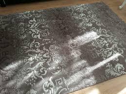 wohnzimmer teppich aus wolle