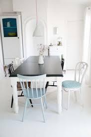 relooker une table de cuisine le petit relooking de notre table de cuisine le d annouchka