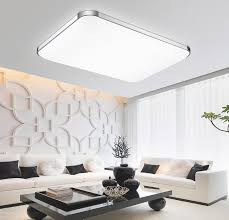 dimmable modern led ceiling lights for living room bedroom