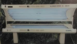 Prosun Tanning Bed by Sca 424sl Series Iv 416sl Endurance 424 Tanning Bed Parts