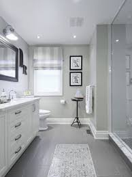 gray floor tile houzz regarding amazing residence grey bathroom