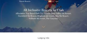 100 Hotels In Page Utah Park City Hotels Software Online Scam Ski Resorts Salt Lake City