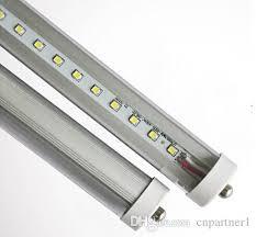 bright led 8ft t8 fa8 single pin led lights 45w