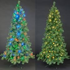 6ft Artificial Christmas Tree With Lights by Artificial Christmas Trees Argos Christmas Lights Decoration
