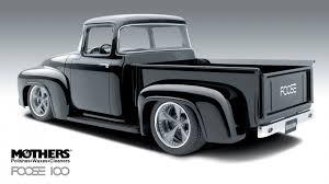 100 Chip Foose Truck 56 Ford F100 Ford Pinterest Cars Foose