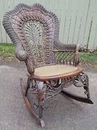 Heywood Wakefield Chairs Antique by Heywood Wakefield Wicker Antiques Ebay