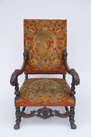 Antique Louis XIV Style Carved Fauteuil High-Back Armchair With ... Mid 17th Century Inlaid Oak Armchair C 1640 To 1650 England Comfy Edwardian Upholstered Antique Antiques World Product Scottish Bobbin Chair French Leather Puckhaber Decorative Soldantique Brown Leather Chesterfield Armchair George Iii Chippendale Period Fine Regency Simulated Rosewood And Brass 1930s Heals Of Ldon Atlas Armchairs English Mahogany Library Caned 233 Best Images On Pinterest Antiques Arm Fniture An Arts Crafts Recling