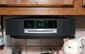 8 ilive under cabinet radio walmart westclox 47552 clo