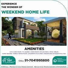 100 Weekend Homes Vruti Vihar VrutiVihar Twitter