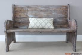 Bedroom Furniture Free & Easy DIY Plans