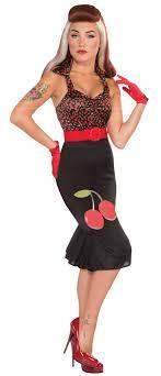 Retro Rock Cherry Anne Dress