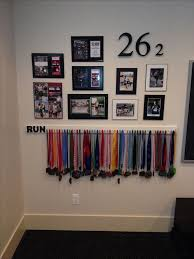 Display Box Ideas For Picture And Running Medal