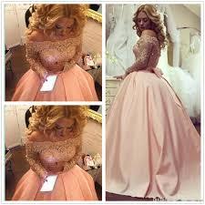 2017 new pink a line prom dresses off shoulder lace appliques