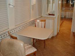 RV Dinette Interior Remodels At Premier Motorcoach Innovations Santa Ana CA 2