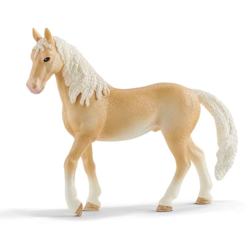 Horse Club Game Figure Akhal Teke Stallion Schleich Horse Figurine